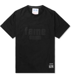 Hall of Fame Black Offside T-Shirt Picutre