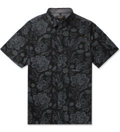 10.Deep Black DVSN One Up Button Down S/S Shirt Picutre