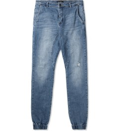 ZANEROBE Blow Out Blue Slingshot Denimo Jeans Picutre