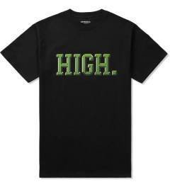 Odd Future Black High University T-Shirt Picutre