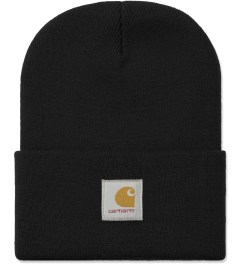 Carhartt WORK IN PROGRESS Black Short Watch Hat Picutre