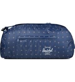 Herschel Supply Co. Hyde/Navy Packable Journey Bag Picutre