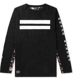 Grand Scheme Black Renegade L/S T-Shirt Picutre