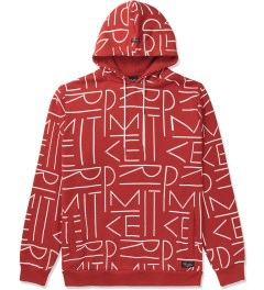 Primitive Red Deco Hoodies Picutre