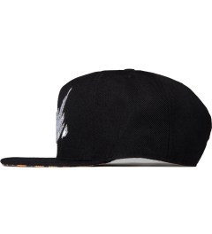 Odd Future Black Domo High Animal Style Snapback Hat Model Picutre