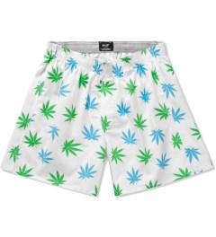 HUF White Plantlife Boxers Picutre