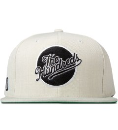 The Hundreds Athletic Heather Rally Snapback Cap Picutre