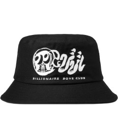 Billionaire Boys Club Black Skoloct OG Logo Bucket Hat Picutre