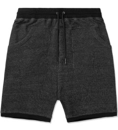 Thing Thing Black Grain Shinobi Shorts Picutre