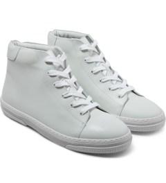 A.P.C. Couleur Montante Tennis Shoes Model Picutre