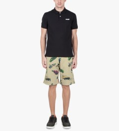 Billionaire Boys Club Cornstalk Car Clash Shorts Model Picutre