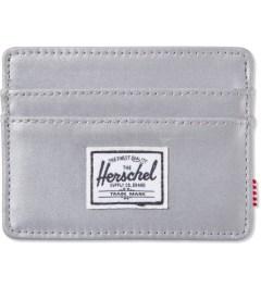Herschel Supply Co. Silver 3M Charlie Cardholder Picutre