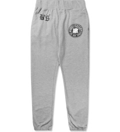 Undefeated Heather Grey BS Sweatpants Picutre