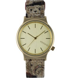 KOMONO Teddy Wizard Print Watch Picutre