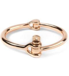 Miansai Rose Gold Reeve Rose Plated Bracelet Picutre