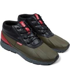 Gourmet Milol/Olive Guadici Lite Shoes Model Picutre