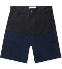 Still Good Navy/Black Print Formes 2 Shorts Picutre