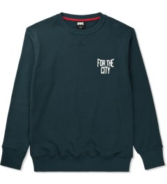 FTC Green For The City Sweatshirt Picutre
