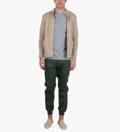 Publish Olive Legacy Jogger Pants Model Picutre
