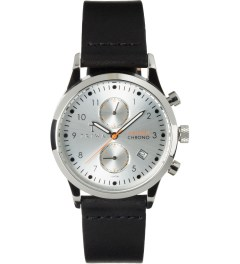 TRIWA Black Classic Stirling Lansen Chrono Watch Picutre