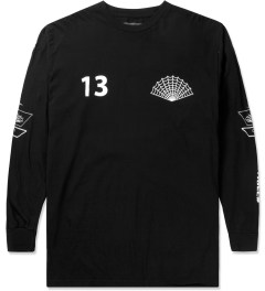 BEENTRILL Black Dimensions L/S T-Shirt Picutre