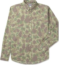 "Deluxe Light Woodland Camo ""Ray"" Shirt Picutre"