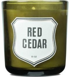 IZOLA Red Cedar Candle Picutre