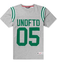 Undefeated Grey Heather Gridiron T-Shirt Picutre