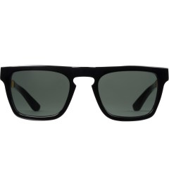 Stussy Black/Gold/Black Louie Sunglasses Picutre