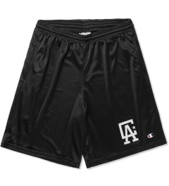CLSC Black CLA Baseball Shorts Picutre