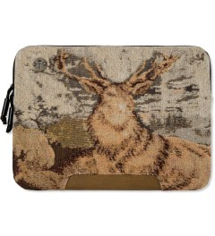 "Focused Space Elk The Silo 13"" Laptop Sleeve Picutre"