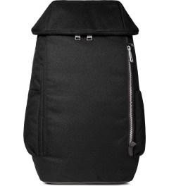 ULTRAOLIVE Black/Grey Pebble Backpack Picutre