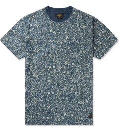 10.Deep Dark Blue Sangoma T-Shirt Picutre