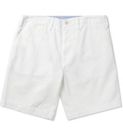 Deluxe White Lomax Shorts Picutre