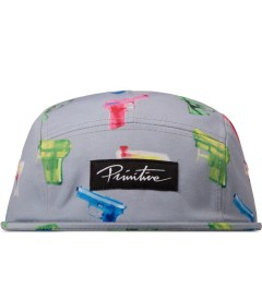 Primitive Grey Soaked 5-Panel Cap Picutre