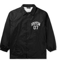 KNYEW Black Declaration Coach Jacket Picutre