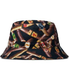 FTC Cigar All Over Bucket Hat Picutre