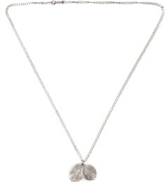 Miansai Silver Saints Necklace Model Picutre