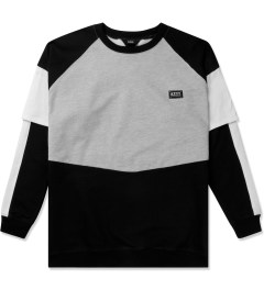 Thing Thing Black/Grey MN Pressure Crewneck Sweater Picutre