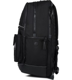 The Earth Black Black Label 3 Daypack Backpack Model Picutre