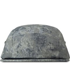 Jiberish Grey Cement 5 Panel Cap Picutre