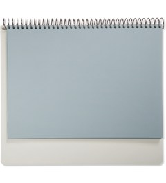 POSTALCO Dark Blue Pingraph A5 Notebook Model Picutre