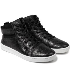 Gourmet Black/White Nove 2 SP Shoes Model Picutre