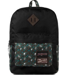 Benny Gold Benny Gold x Jansport Paisley Superbreak Backpack Picutre