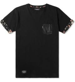 Grand Scheme Black Edinborough T-Shirt Picutre