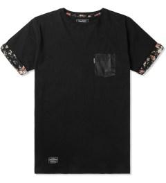 Grand Scheme Black Edinborough T-Shirt Picutre