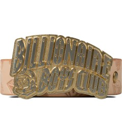 Billionaire Boys Club Gold/Natural D&D Leather Belt Picutre