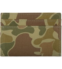Penfield Duck Camo Fowler Card Holder Model Picutre