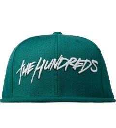 The Hundreds Turquoise Markers Snapback Picutre