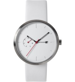Grey Hours White Essential Watch Picutre
